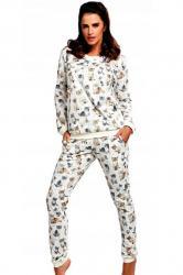 Dámske pyžamo Cornette 163/173 Lovely cats