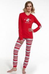 Dámske pyžamo Cornette 671/54 Reindeer