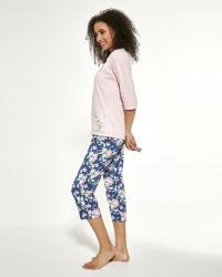 Dámske pyžamo Cornette Flower 463/288