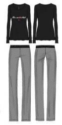 Dámske pyžamo Guess O74X03