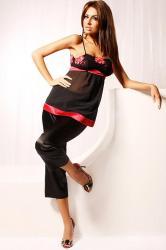 Dámske pyžamo Miran M-715