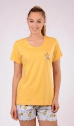 Dámske pyžamo šortky Vienetta Secret Malá včela