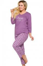 Dámske pyžamo Taro Felicja 1038 violet