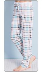 Dámske samostatné pyžamové nohavice Vienetta Secret Magdalena