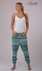 Dámske samostatné pyžamové nohavice Vienetta Secret veronika
