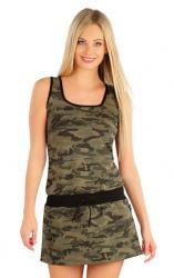 Dámske šaty bez rukávov Litex 58023