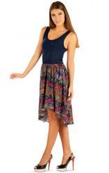 Dámske šaty bez rukávov Litex 85524