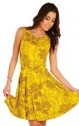 Dámske šaty bez rukávu Litex 5A076