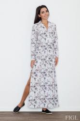 Dámske šaty Figl M567-70