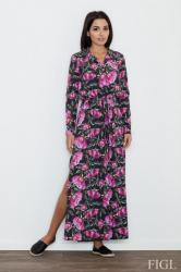Dámske šaty Figl M567-72