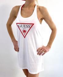 Dámske šaty Guess 02I02 bílá
