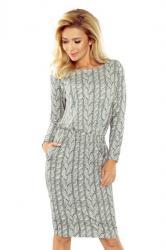 Dámske šaty Numoco 172-1