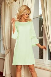 Dámske šaty Numoco 190-9 zelená