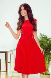 Dámské šaty Numoco 311-1 červená