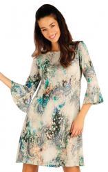 Dámske šaty s 3/4 rukávom Litex 55013