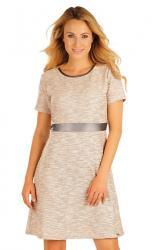 Dámske šaty s krátkym rukávom Litex 55060