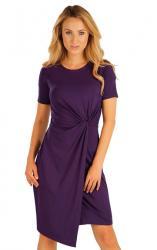Dámske šaty s krátkym rukávom Litex 55089