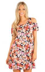 Dámske šaty s krátkym rukávom Litex 57505