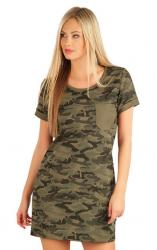Dámske šaty s krátkym rukávom Litex 58024