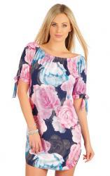 Dámske šaty s krátkym rukávom Litex 58091