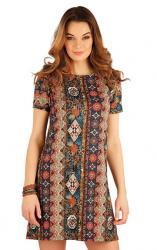 Dámske šaty s krátkym rukávom Litex 5A0134