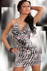Dámske sexy šaty LivCo Eliora
