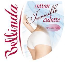 Dámske šortkové nohavičky Bellinda 812401 Cotton invisible Culotte