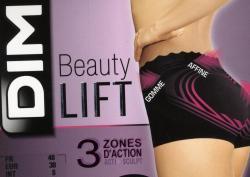 Dámske sťahovacie nohavičky DIM D003S Beauty bottom up