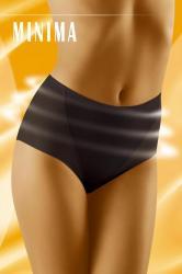 Dámske sťahovacie nohavičky Wolbar Minimá čierne