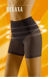 Dámske sťahovacie nohavičky Wolbar Relaxa čierne