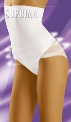Dámske sťahovacie nohavičky Wolbar Suprima biele