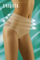 Dámske sťahovacie nohavičky Wolbar UNIQA béžové