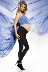 Dámske tehotenské legíny BasBleu Suzy