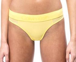 Dámské thong Calvin Klein QF4974E