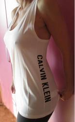 Dámske tielko Calvin Klein 11074 modal