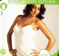 D�mske tielko Cotonella AD108 - 100% bavlna