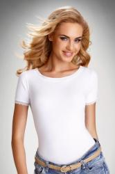 Dámske tričko Eldar Arabella bielej