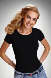 Dámske tričko Eldar Arabella čierne
