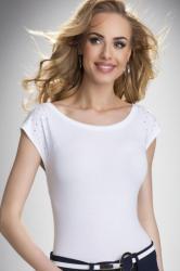 Dámske tričko Eldar Idalia bielej