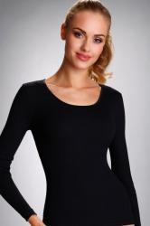 Dámske tričko Eldar Irene plus čierne