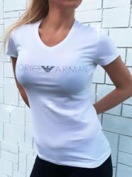 Dámske tričko Emporio Armani 163321 1P227 bílá