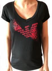 Dámske tričko EMPORIO ARMANI 163877 7P256