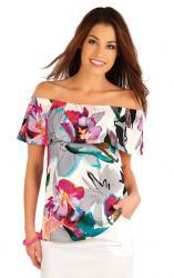 Dámske tričko Litex 58015 s volánem
