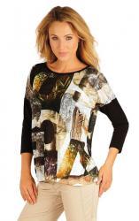 Dámske tričko s 3/4 rukávom Litex 55054