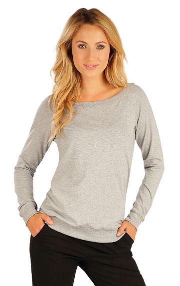 8f4153dc74a4 Dámske tričko s dlhým rukávom Litex 55070 - Litex (Tričká