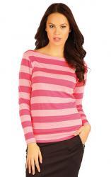Dámske tričko s dlhým rukávom Litex 89377