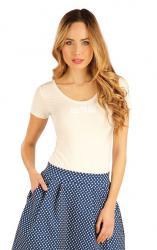 Dámske tričko s krátkym rukávom Litex 54046