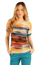 Dámske tričko s krátkym rukávom Litex 54066