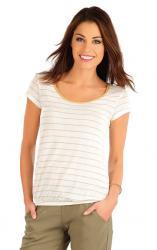 Dámske tričko s krátkym rukávom Litex 58012