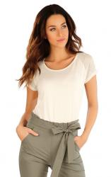 Dámske tričko s krátkym rukávom Litex 58073